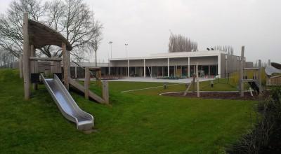 Van Tornhaut - Bouwen van een buitenschoolse kinderopvang met omgevingsinfrastructuur te Gistel