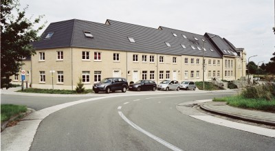 Van Tornhaut - Bouw van Nieuwbouw appartementen en woningen Residentie Lattenklievers - St.-Joris