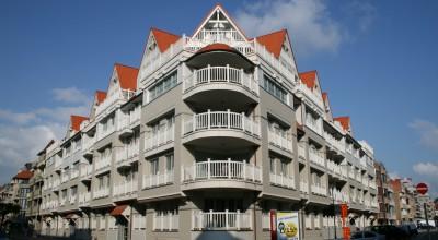Van Tornhout - Residentie Sir Anthony + Prince Maurice Knokke