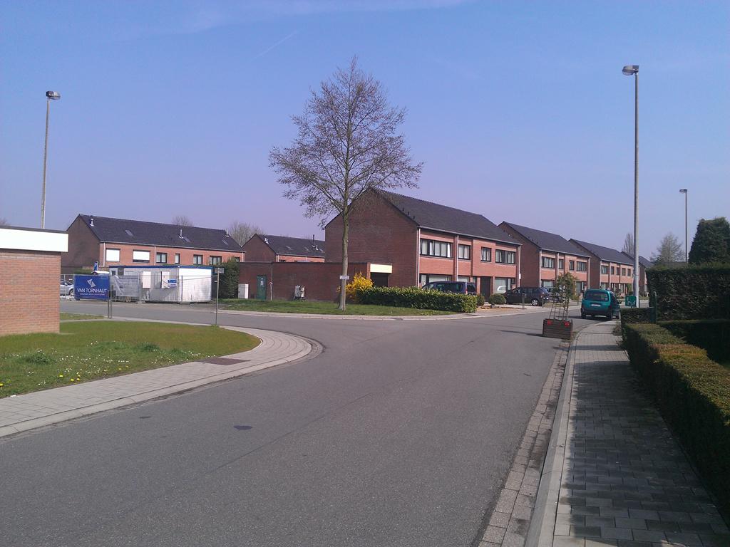 Van Tornhaut - Sompershoekwijk - Renovatie van 146 woningen te Temse