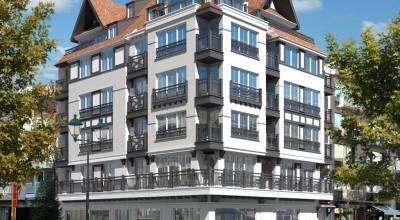 Van Tornhaut - Residentie Treport Knokke