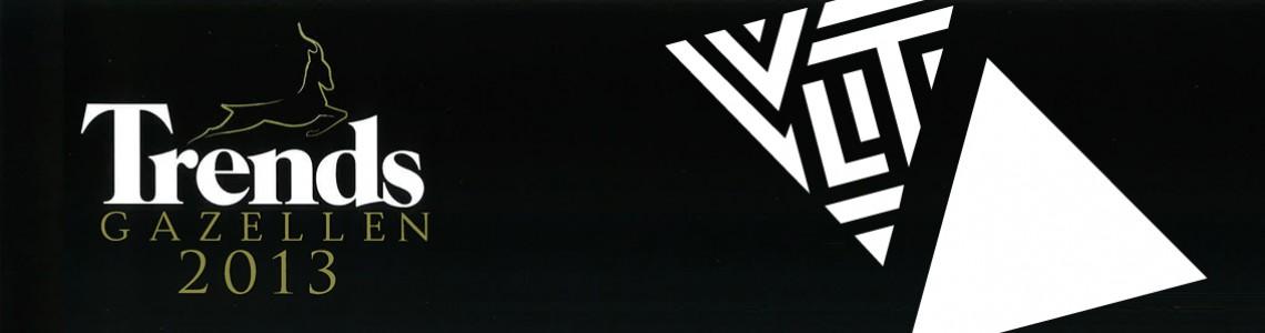 Van Tornhaut werd als snelgroeiende onderneming binnen de categorie grote ondernemingen uitgeroepen tot Trends Gazelle 2013 in de provincie Oost-Vlaanderen