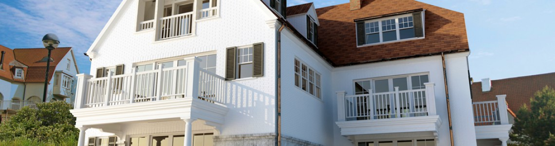 Van Tornhaut - Le Manoir: Bouwen van 6 luxeappartementen te Duinbergen
