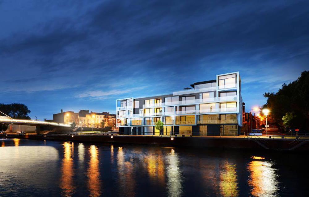 Van Tornhaut Appartements- en utiliteitsbouw